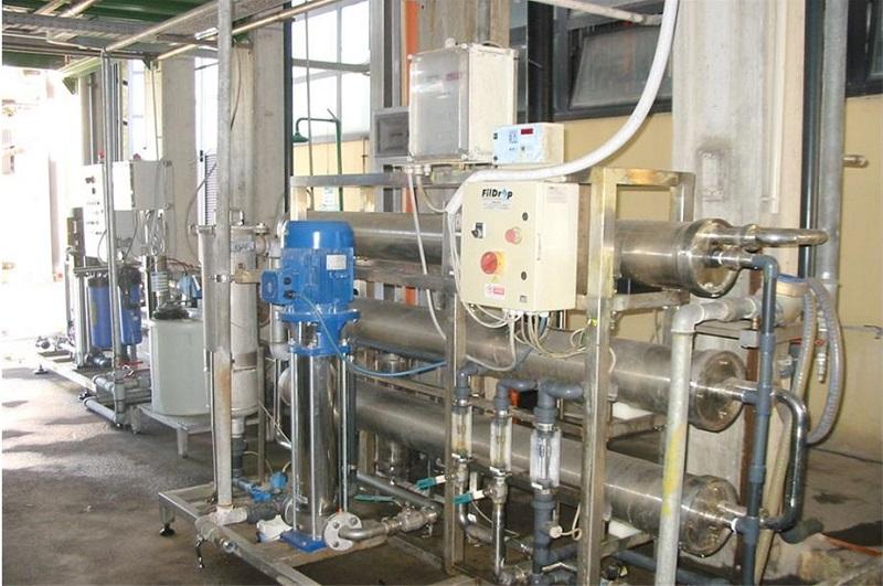 impianti depurazione acque primarie Sardegna